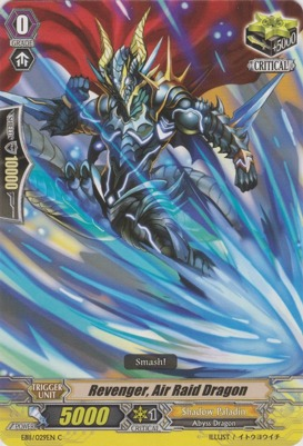 Revenger, Air Raid Dragon - EB11/029EN - C