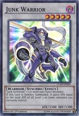 Junk Warrior - LC5D-EN029 - Super Rare - Unlimited Edition