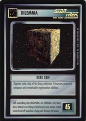 Borg Ship [Foil]
