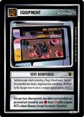Borg Nanoprobes
