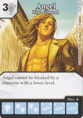 Angel - High Ground (Die & Card Combo)