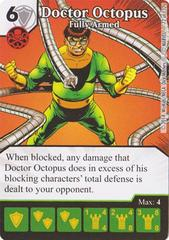 Doctor Octopus - Fully Armed (Die & Card Combo)