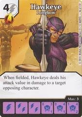 Hawkeye - Longbow (Die & Card Combo)