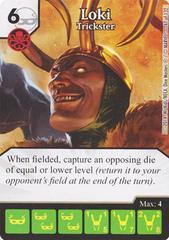 Loki - Trickster (Die & Card Combo)