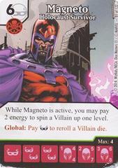 Magneto - Holocaust Survivor (Die & Card Combo)