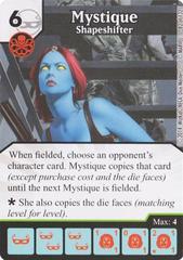 Mystique - Shapeshifter (Die & Card Combo)