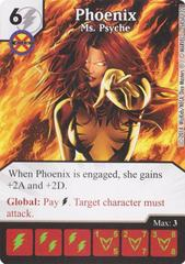 Phoenix - Ms. Psyche (Die & Card Combo)