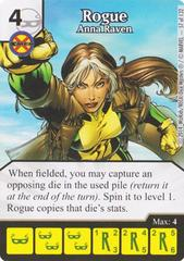 Rogue - Anna Raven (Die & Card Combo)