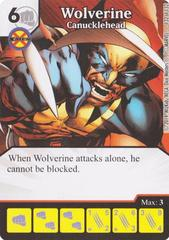 Wolverine - Canucklehead (Die & Card Combo)