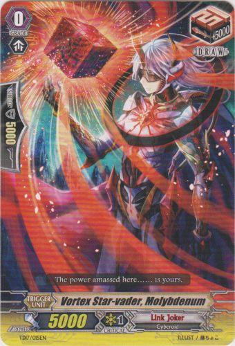 Vortex Star-vader, Molybdenum - TD17/015EN - TD