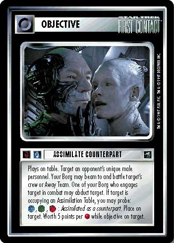 Assimilate Counterpart