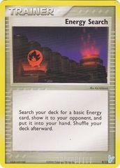 Energy Search - 9/12 - Common