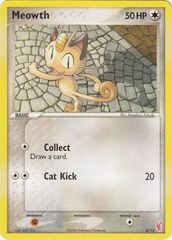 Meowth - 4/12 - Common