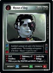 Weyoun of Borg