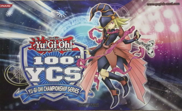 100th YCS: Gagaga Girl Playmat