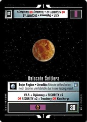 Relocate Settlers