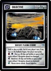 Navigate Plasma Storms