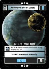 Restore Errant Moon