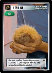 1 Tribble (go)