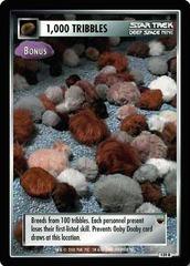 1,000 Tribbles (bonus)