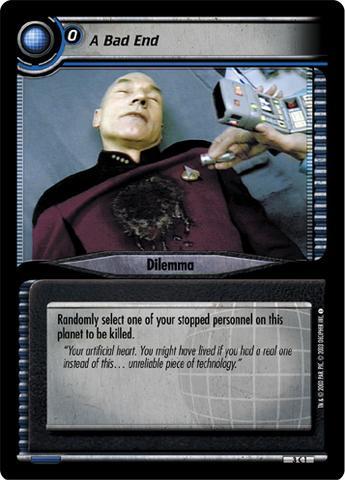 FAJO COLLECTION 18-CARD SET MINT SEALED STAR TREK CCG
