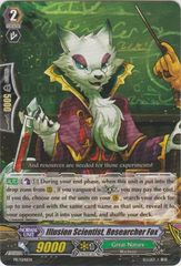 Illusion Scientist, Researcher Fox - PR/0141EN - PR