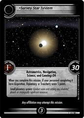 Survey Star System