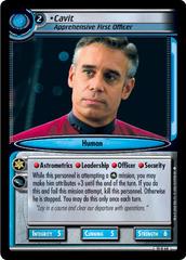 Cavit, Apprehensive First Officer