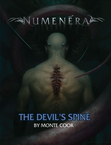 Numenera The Devils Spine