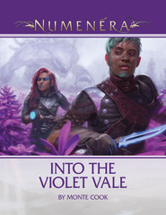 Numenera Into the Violet Vale