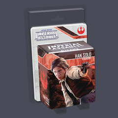 Star Wars Imperial Assault: Han Solo Ally Pack © 2014 FFG SWI06