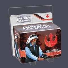 Star Wars Imperial Assault: Rebel Troopers Ally Pack © 2014 FFG SWI08