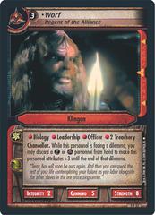 Worf, Regent of the Alliance