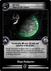 Qo'noS, Heart of the Empire