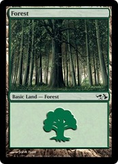 Forest (30) (Elves vs Goblins)