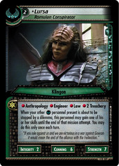 Lursa, Romulan Conspirator