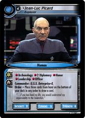 Jean-Luc Picard, Explorer