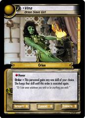 Vina, Orion Slave Girl