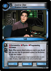 Necessary Evil ST First Officer Lightly Played Riker Star Trek 2E: William T