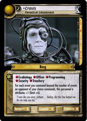 Crosis, Fanatical Lieutenant - Foil