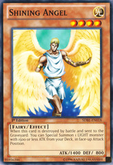 Shining Angel - SDBE-EN018 - Common - Unlimited Edition