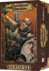 Dungeons & Dragons Heroes II Miniatures Box