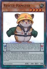 Rescue Hamster - NECH-EN039 - Super Rare - Unlimited Edition