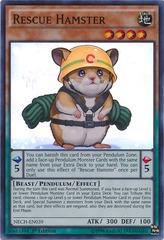 Rescue Hamster - NECH-EN039 - Super Rare - Unlimited Edition