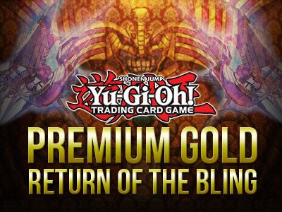 Premium Gold: Return of the Bling Display Box of 5 Gold Boxes