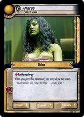 Neras, Slave Girl