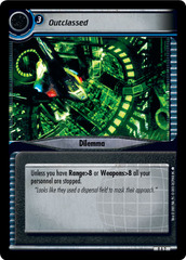 Outclassed - Archive Foil