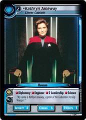 Kathryn Janeway, Clever Captaint - Archive Portrait Foil