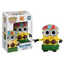 #125 - Hula Minion (Despicable Me)