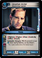 Jonathan Archer, Headstrong Captain - Archive Foil